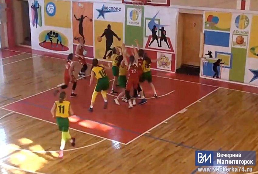 Магнитогорские баскетболистки метят в победители Первенства России