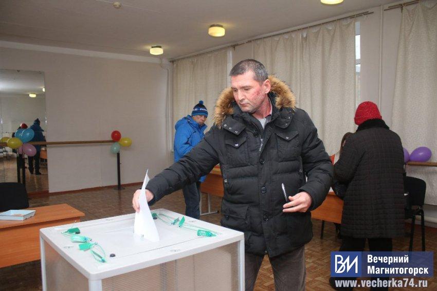 Первые итоги выборов