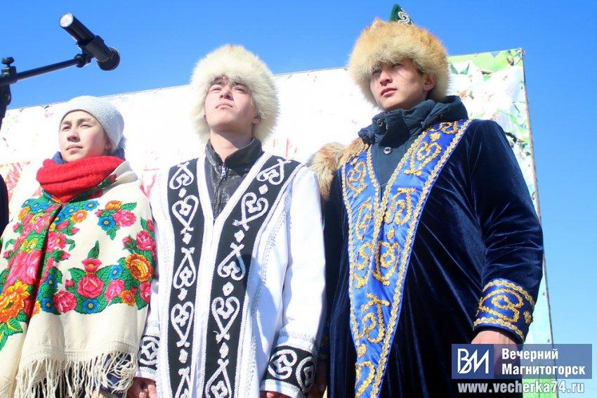 В Магнитогорске встретили весну