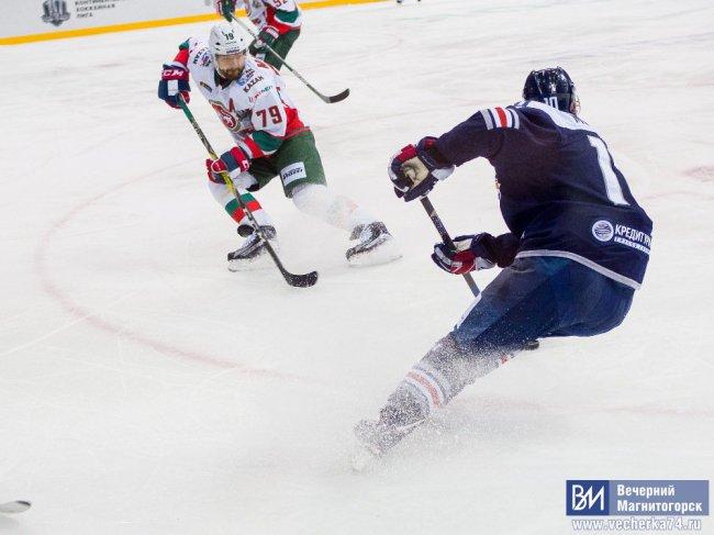 Магнитка vs Казань