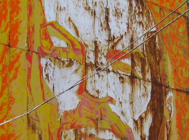Зловещий Ленин смотрит на магнитогорцев