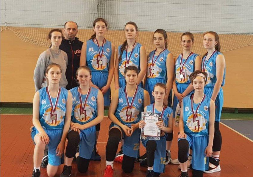 Спортсменки «Динамо» привезли серебро