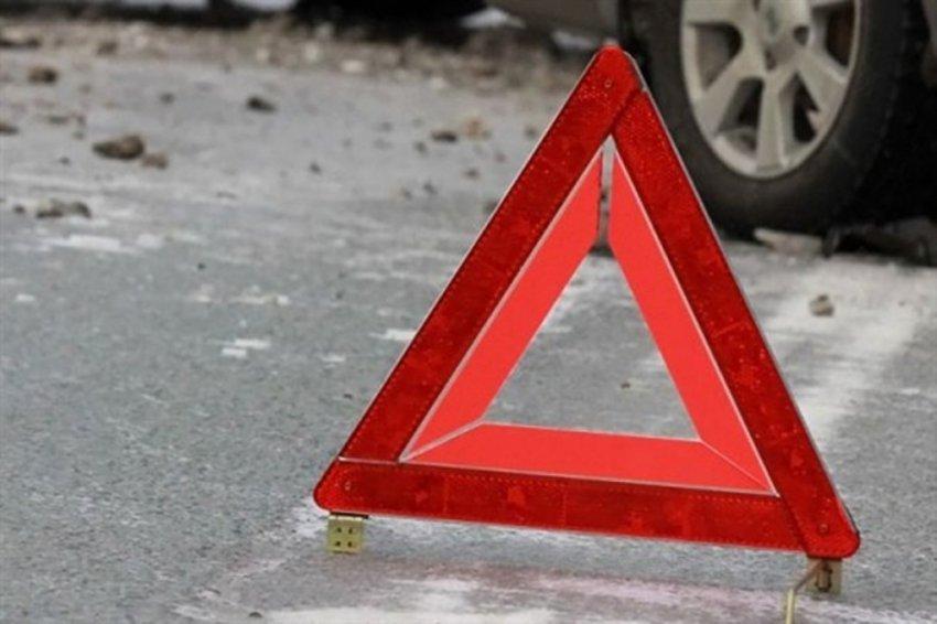 Автоледи сбила двух пешеходов