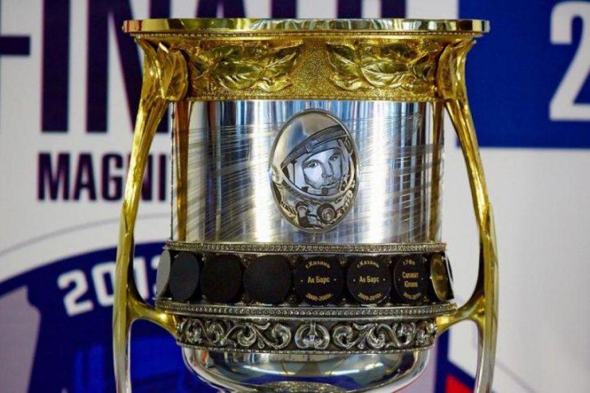 Финал Кубка Гагарина не за горами