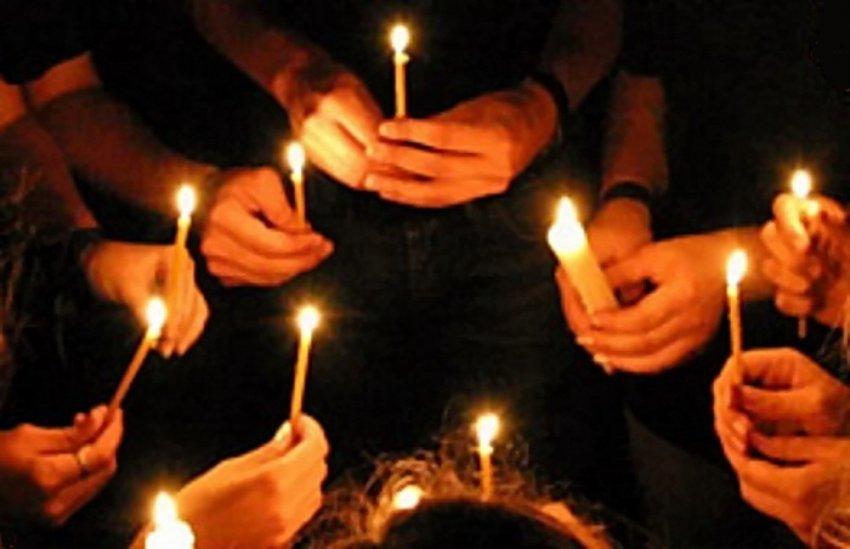 «Ритуальный» огонь