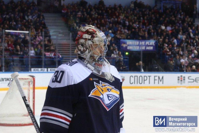 Илья Самсонов покидает «Металлург»