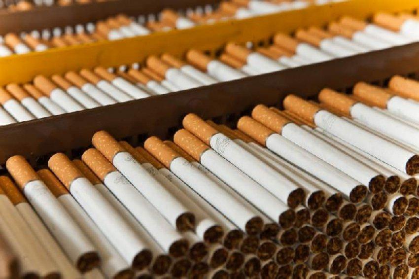 Поддельные сигареты можно встретить всюду