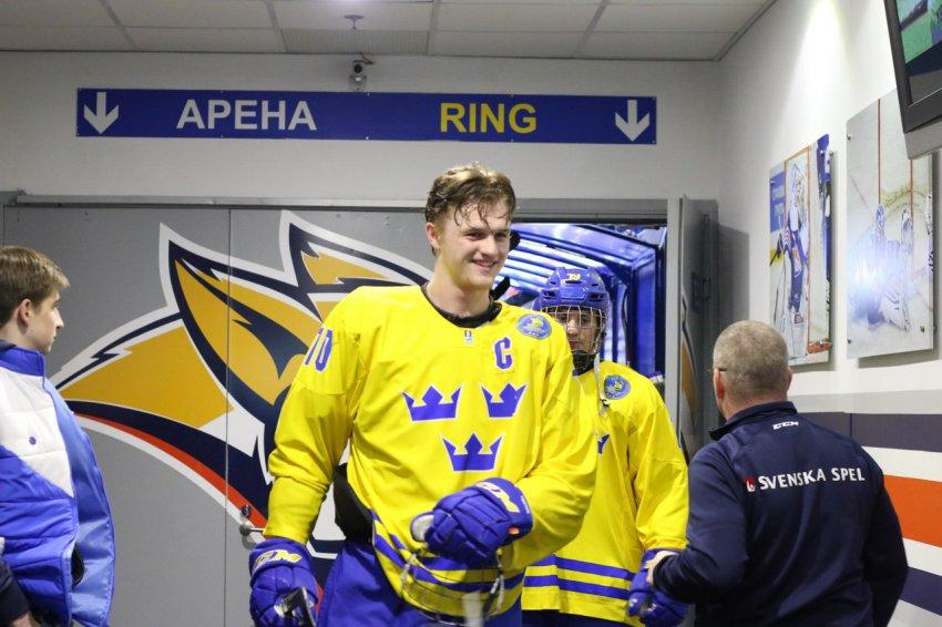 Швед играл против шведов