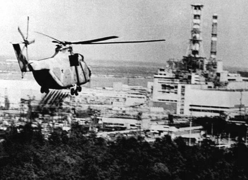 32 года назад два мощных взрыва сотрясли Припять