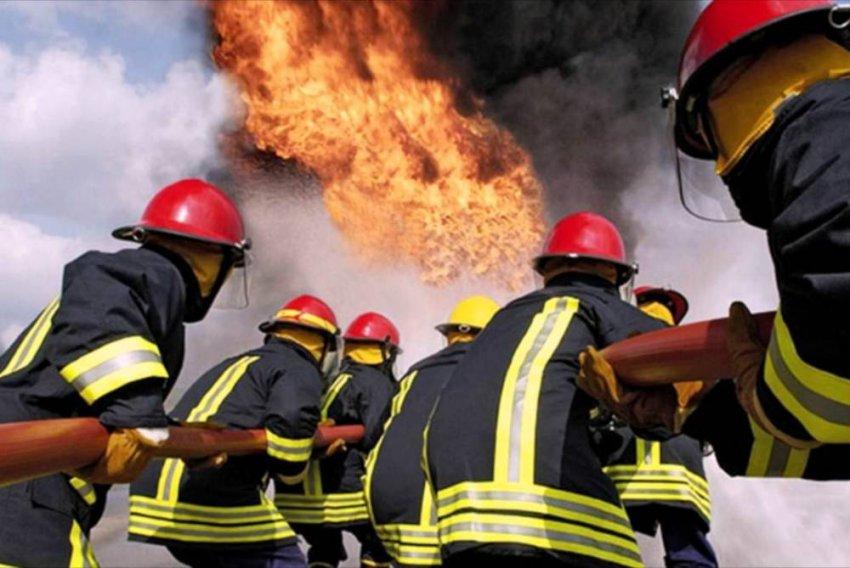 Не «пожарники», а пожарные!