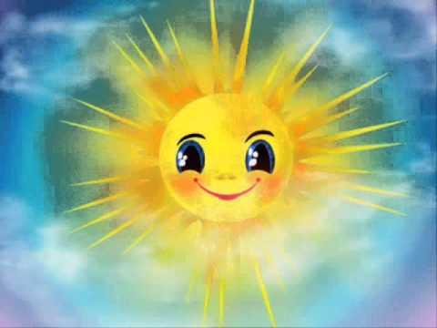 С днём рождения, Солнце!