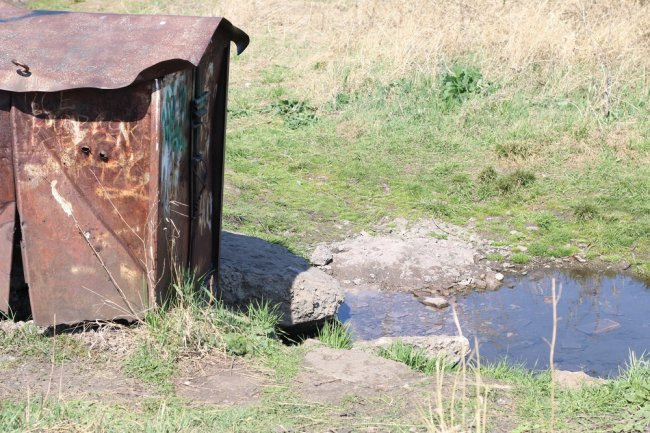 Вода должна рождаться в чистоте