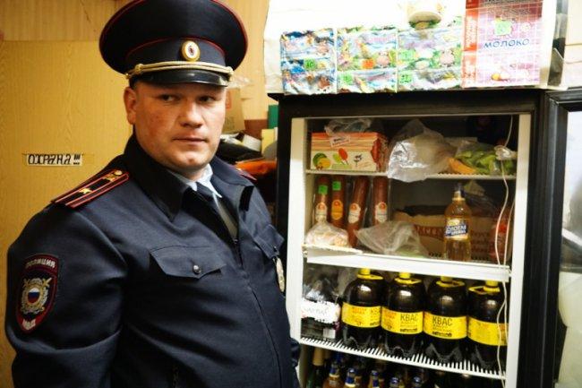 Изъято более тысячи литров алкоголя