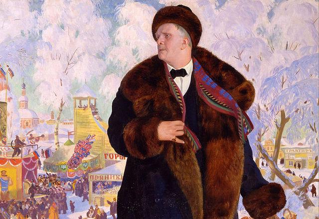 Самый известный портрет Шаляпина приедет в Магнитогорск