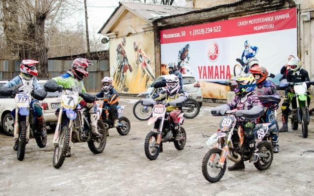 Магнитка купит пять заграничных мотоциклов