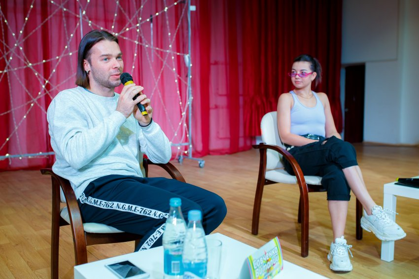 Финалисты шоу «Танцы» побывали в Магнитогорске