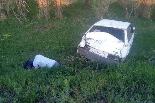 Пьяный водитель чудом остался жив