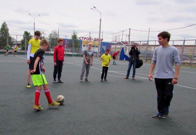 «Неорганизованные» дети идут в спорт