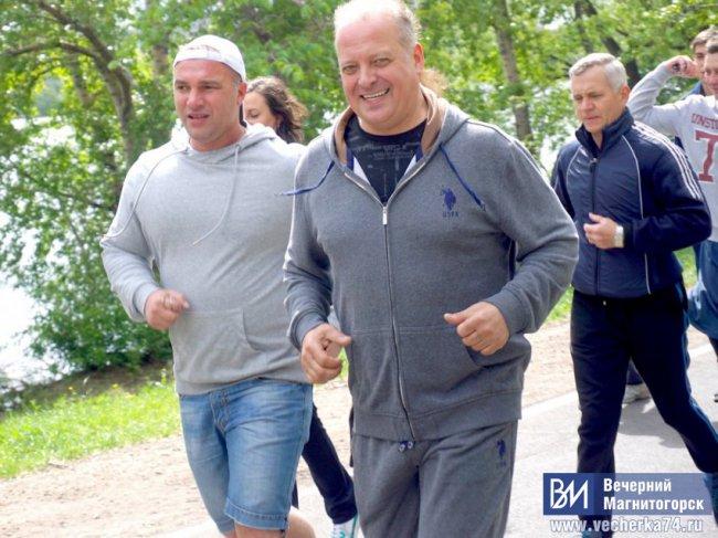 Александра Берченко вдохновляют воскресные пробежки