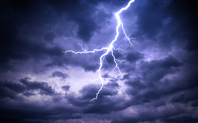 Опасайтесь молний