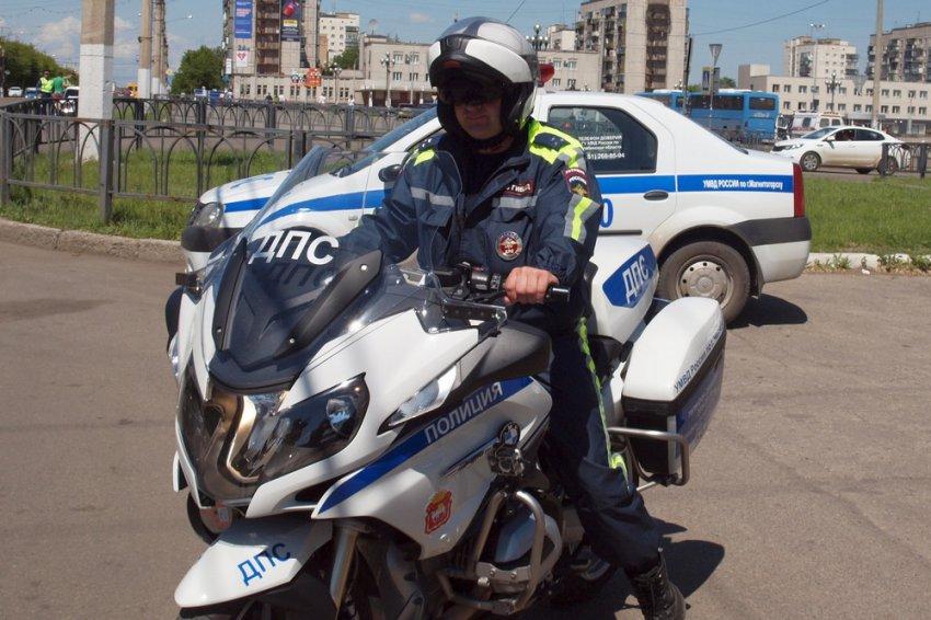 ГИБДД начнёт охоту на мотоциклистов
