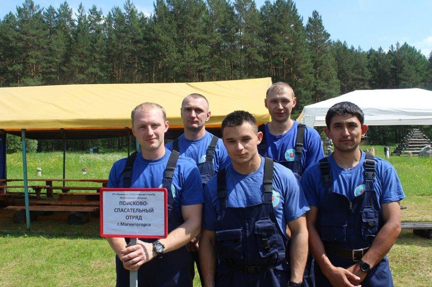 Спасатели показали, на что способны