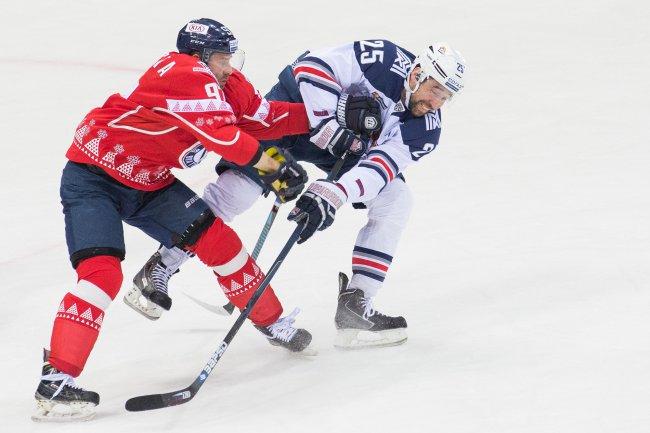 Хоккейный сезон начнётся дома