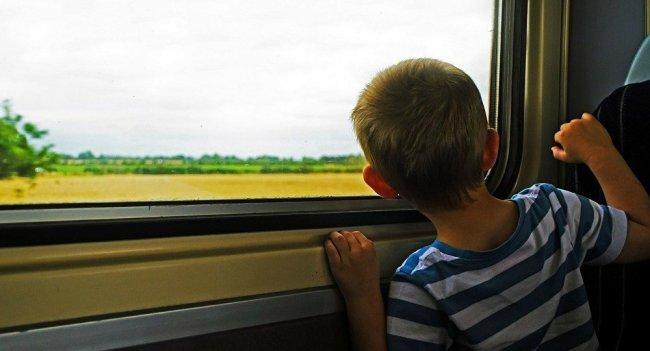 Едете в отпуск с детьми?