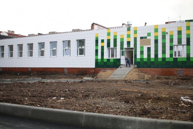 Губернатор примет участие в открытии новой школы