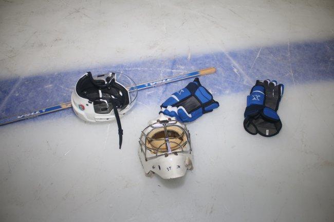 Лето – не время для хоккея?