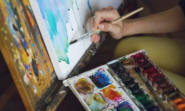 Художника может обидеть каждый. Часть первая