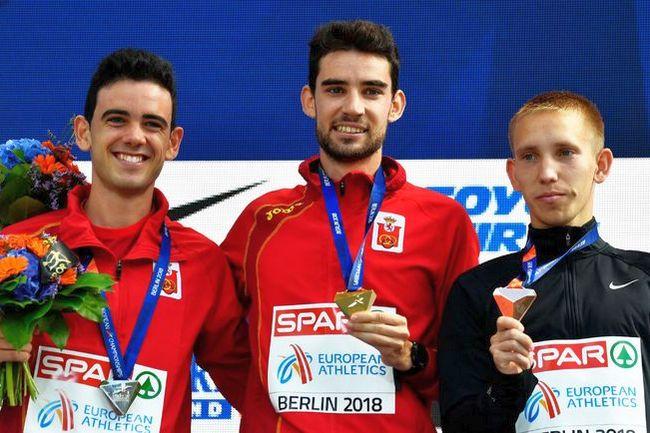 Магнитогорец завоевал бронзу на чемпионате Европы