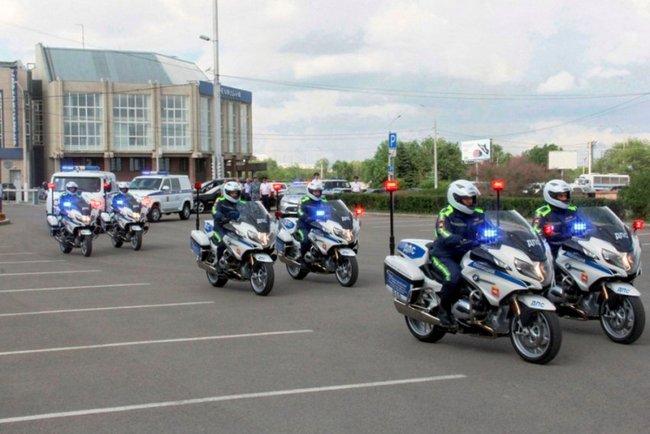 Магнитогорских мотоциклистов заставят ездить по правилам