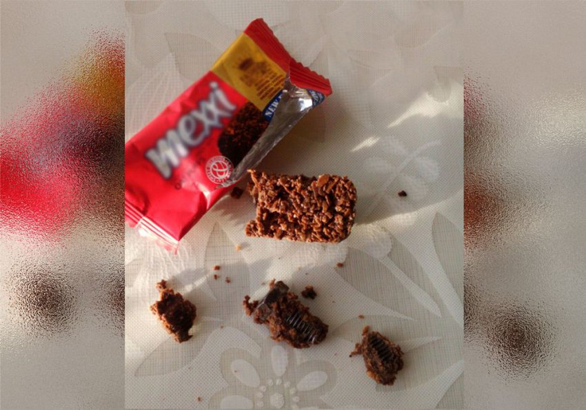 Железная «вкусняшка»