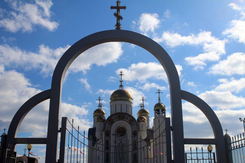 У православных большой праздник