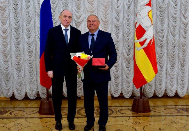 Владимир Путин оценил работу нашего земляка