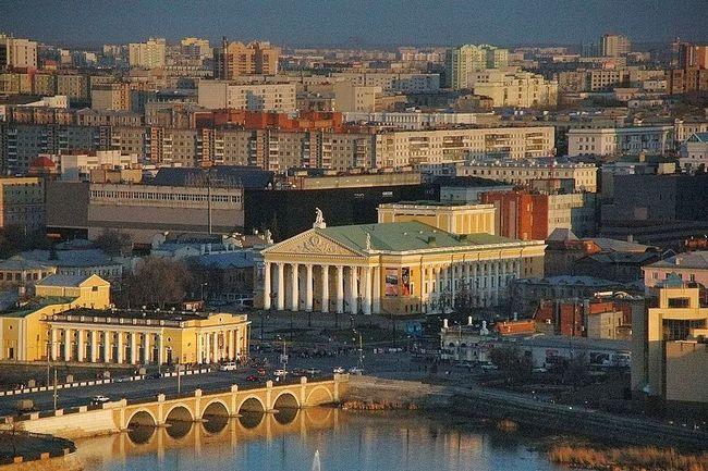 Челябинск празднует день основания