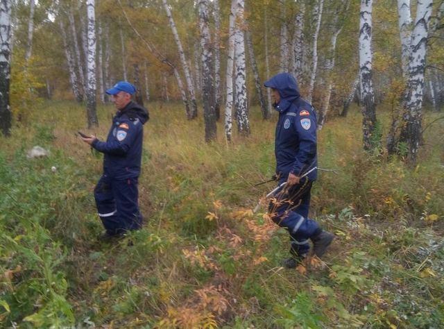 Пропавшего мужчину искали в лесу десятки людей