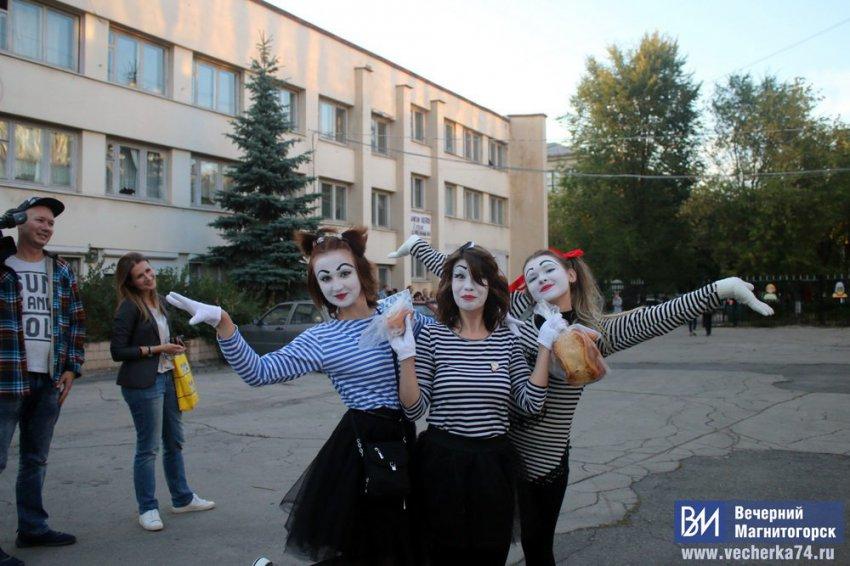 «Карнавал у Пушкина» ждёт друзей
