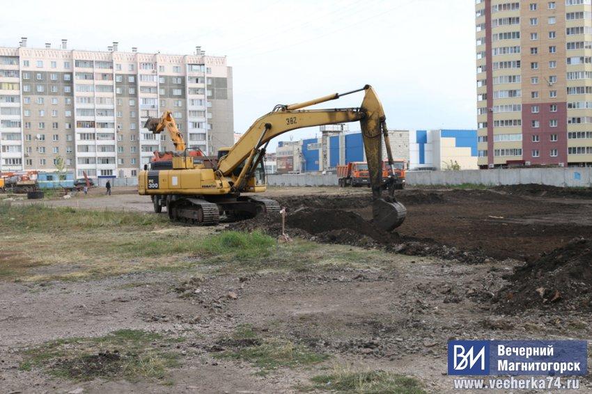В Магнитогорске возведут ещё две новые школы
