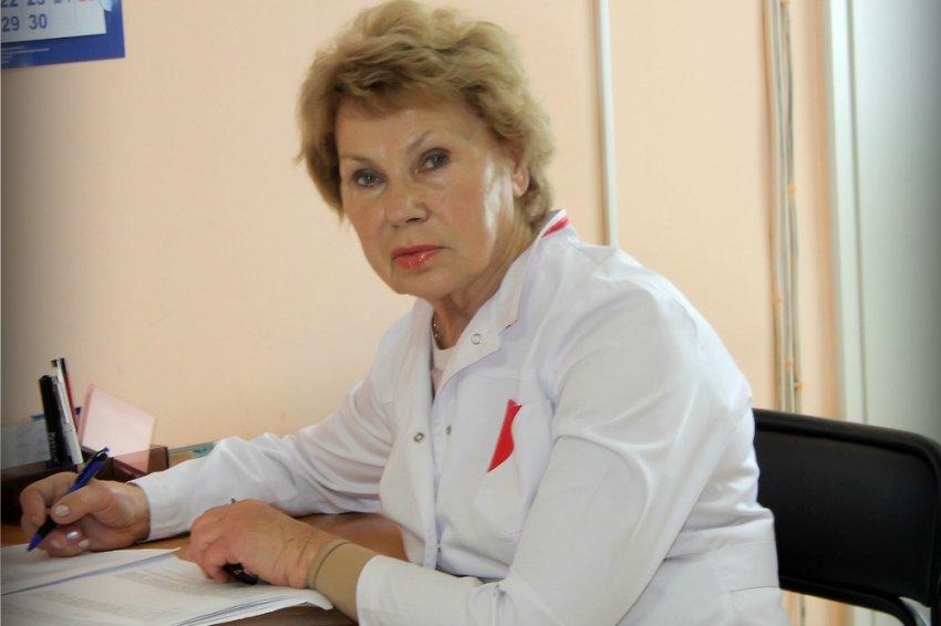 Валентина Родионова: «Я хотела быть учителем, а не врачом»