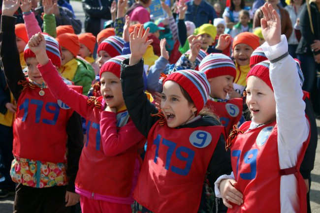 Спортшколы ждут детей