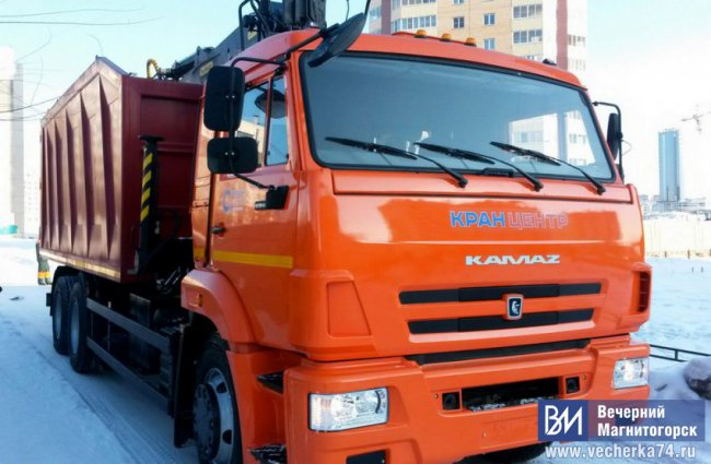 Магнитогорцы спасают Челябинск от мусора