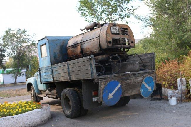 Сквер имени Бориса Ручьёва кардинально перестроят