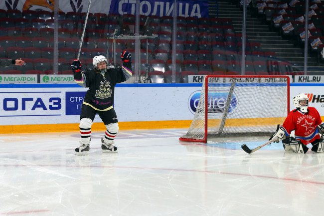 В Магнитке родилась федерация хоккея