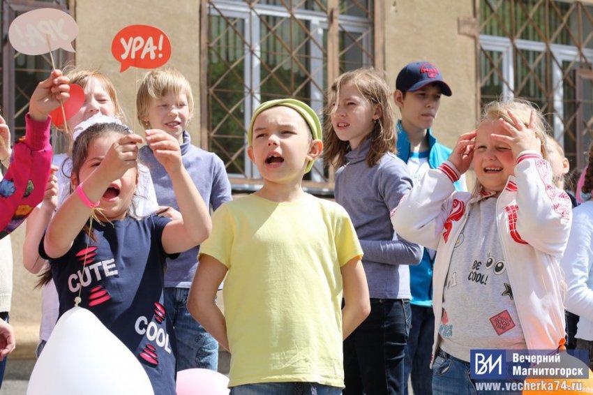 Тридцать четыре тысячи детей довольны летним отдыхом