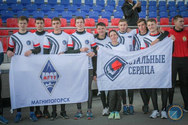 Магнитогорские гребцы — лучшие в России!