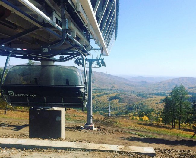 В Абзаково открывается новый подъёмник