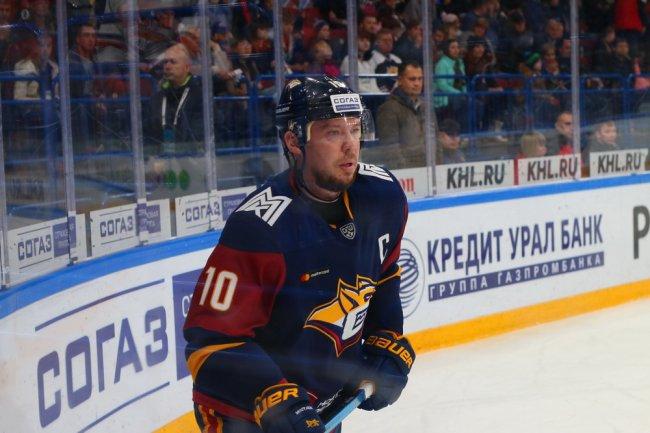 У Сергея Мозякина родился пятый ребёнок