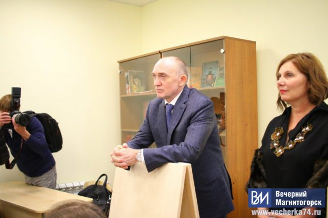 Дубровский хочет избираться на второй срок